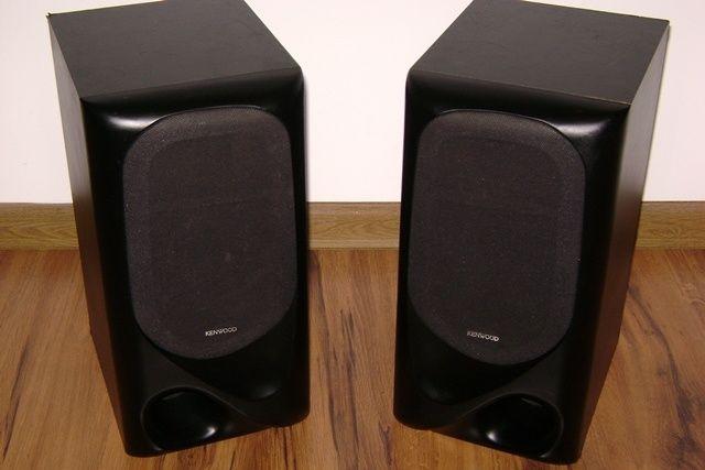 KENWOOD LS-322 Kolumny głośnikowe Bass Reflex Wysyłka