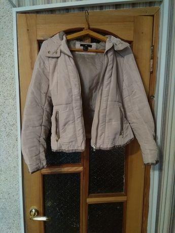 Куртка женская h&m s демисезон в подарок сумка h&m