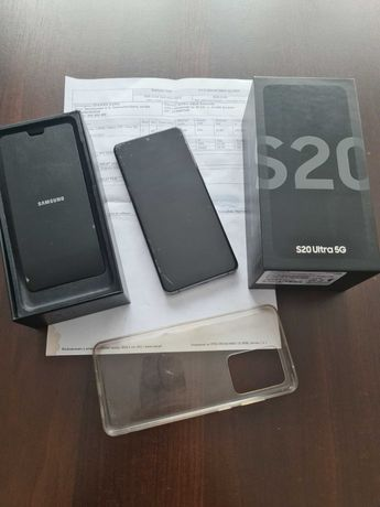Samsung Galaxy S20 Ultra 5G Cosmic Gray ! Play