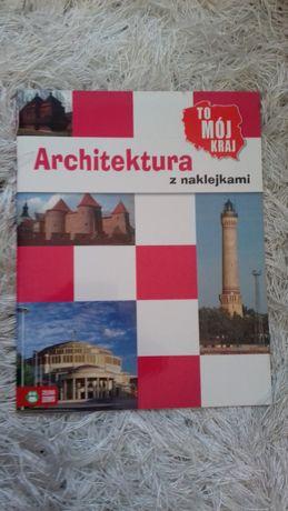 Architektura z naklejkami