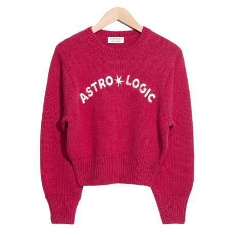 &Other Stories р. S свитер 56% шерсть джемпер шерстяная кофта пуловер