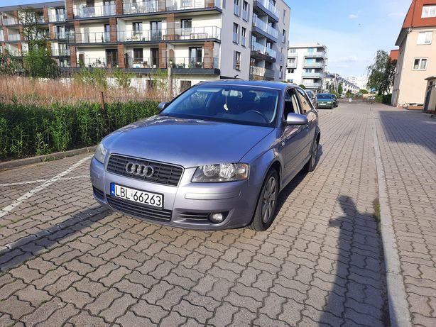Audi a3 8p  163000 tys przebiegu