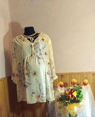 Bluzka tunika ciążowa H&M L