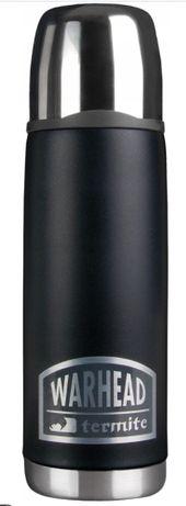 Termos próżniowy Temite Warhead 0,5 L Czarny MAT
