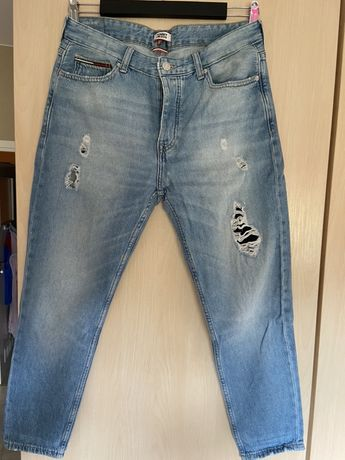 Jeansy Tommy Hilfiger, r. 31/30