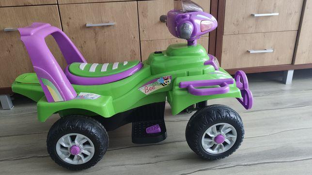 Mini quad zabawka dla dziecka