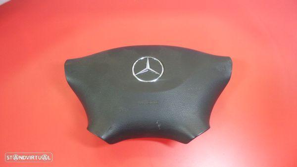 Airbag Condutor Mercedes-Benz Sprinter 3-T Caixa (906)