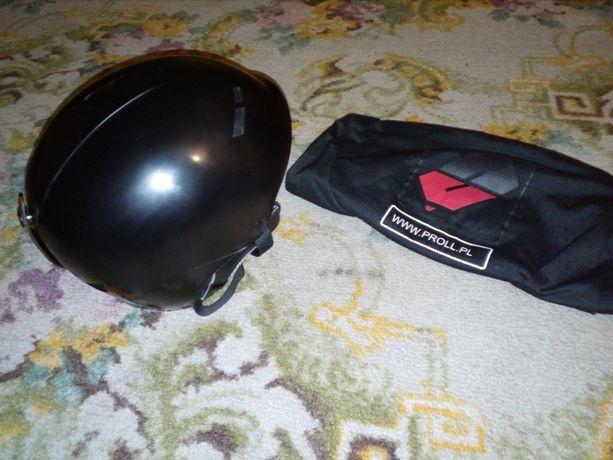 kask narciarski Uvex roz. M 57-58