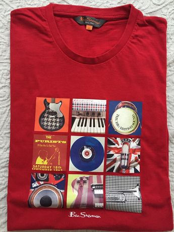 T-Shirt BEN SHERMAN Nova