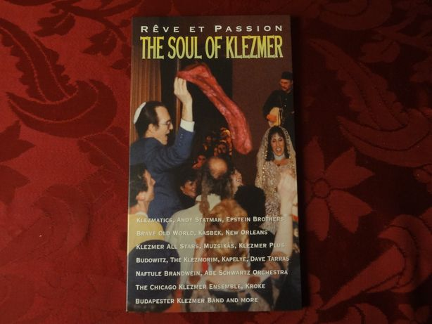 KLEZMER . Various ‎– Rêve Et Passion . The Soul Of Klezmer | 2 CD's