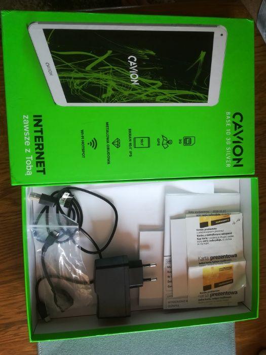 Tablet CAVION BASE 10 3G 2018r. Zebrzydowice - image 1
