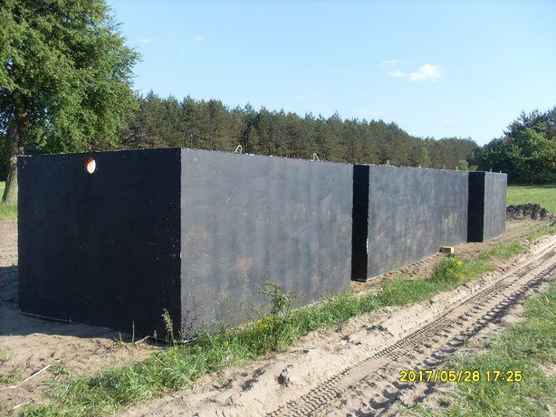 szambo szamba betonowe