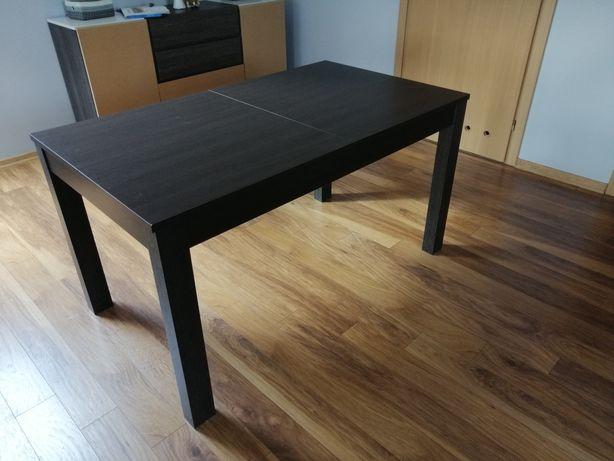 Stół rozkładany wenge