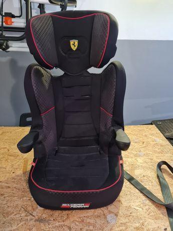 Fotelik dziecięcy używany Ferrari do 18 kg ISOFIX