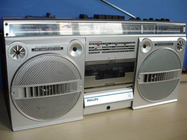 Radiomagnetofon PHILIPS D- 8134