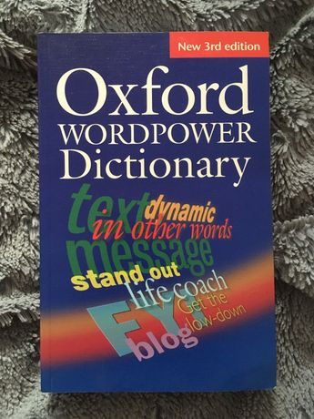 Oxford wordpower dictionary A2-B2