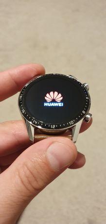 Huawei Watch GT 2 Classic 46mm Srebrno-Brązowy