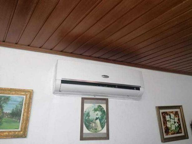 Ar condicionado em bom estado