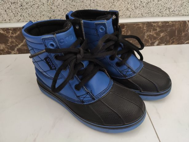 Ботинки Crocs р.30