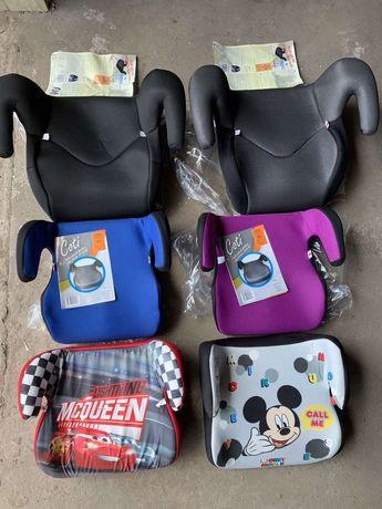 Автокресло Автокрісло Бустер Підставка кресло крісло в автомобиль НОВЕ