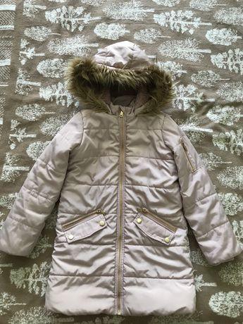 Куртка waikiki для девочки еврозима 128-134