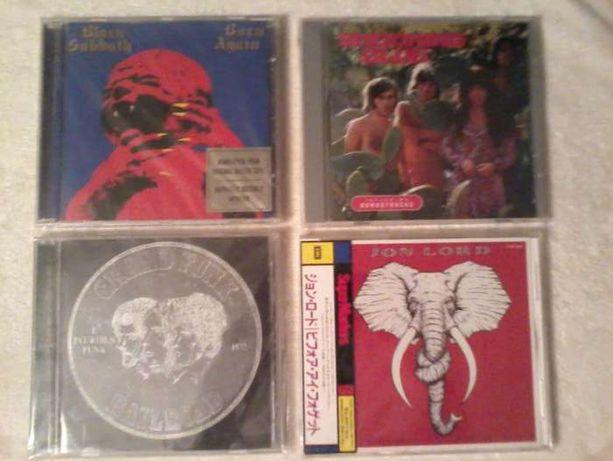 Продам коллекционные фирменные компакты