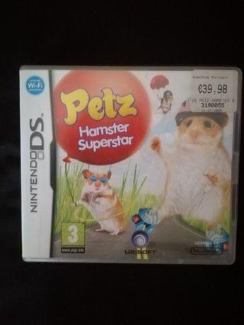 Jogo Nintendo DSI Petz Hamsters Superstrars