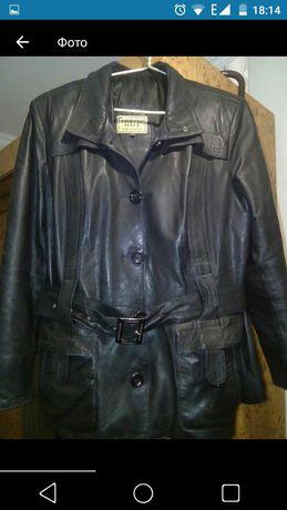 Шкіряна куртка б/у