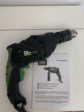 Berbequim eletrico 650w-13mm