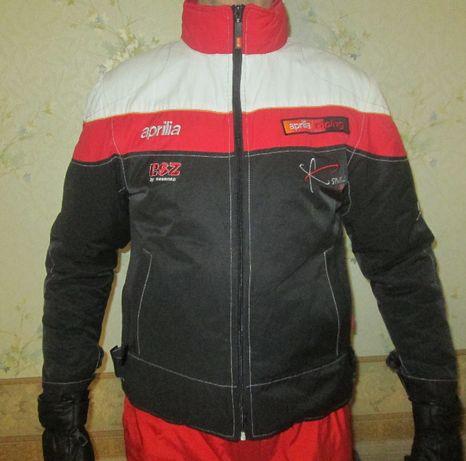 Куртка мото текстильная Aprilia Racing