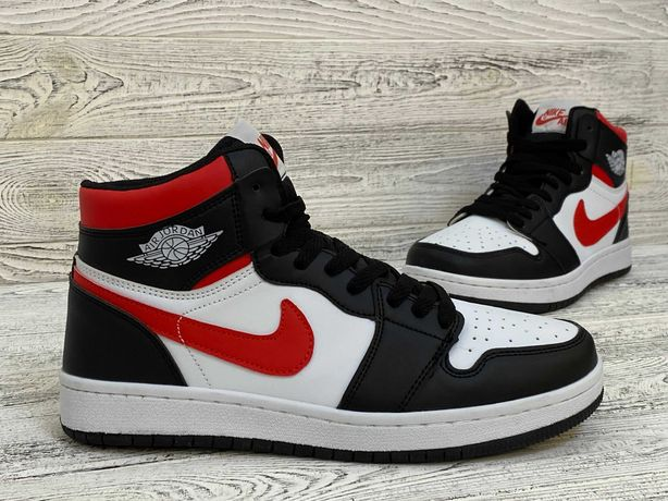 ТОП Кожа Nike AIR Jordan