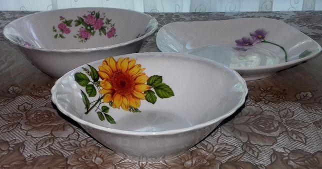 Красивые салатницы
