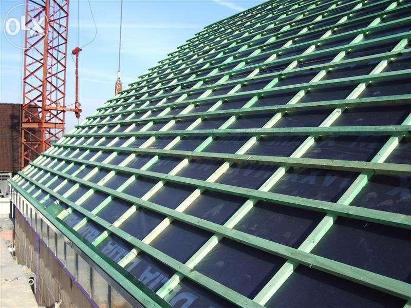 Łaty dachowe łata 4x6 łaty impregnowane 4metrowe tartak Konin - image 1