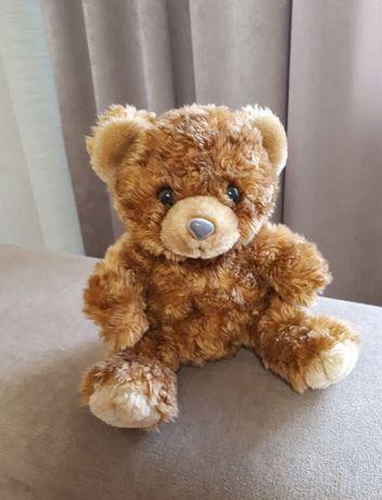 Мягкая игрушка Медвежонок в стиле ретро