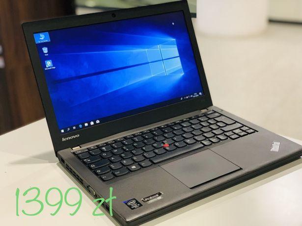 Bardzo Ładny Lenovo x240 SSD 256GB 8GB Intel Core i5 Windows 10 FV GW!