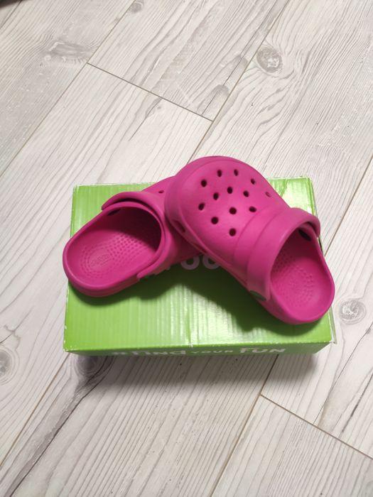 Crocs C 6 для девочки Крыжановка - изображение 1