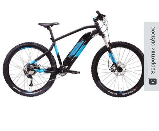 "Горний електровелосипед RockRider E-ST 500 V2 27,5"""