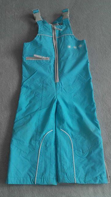 Spodnie na śnieg 86/92
