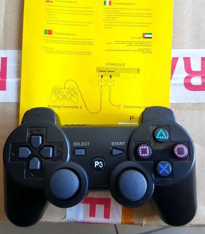 2020 Novos Controladores de Jogo Sem Fio Bluetooth Gamepad para PS3