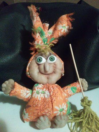 Кукла Баба- Яга