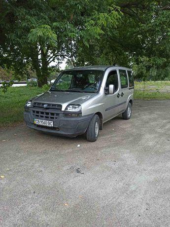 Fiat Doblo 1,9 дизель