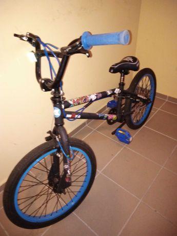 Rower wyczynowy Bmx ride hard
