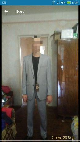 Новый костюм, обмен или 600грн