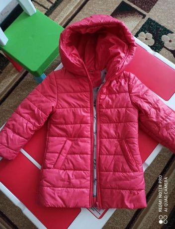 Курточка пальто для девочки