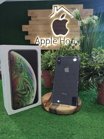 IPhone XS Max 256 space gray Neverlock Гарантия до 12 мес Магазин