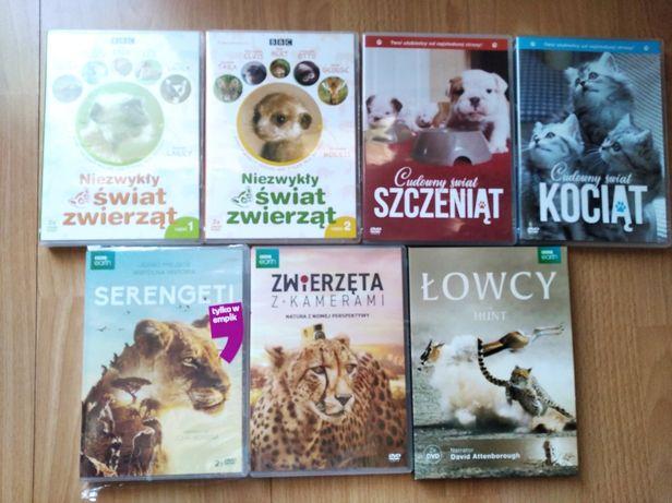 Świat zwierzat na DVD