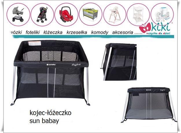 Sun baby łóżeczko turystyczne kojec 2w1