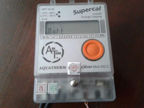 Інтегратор лічильника теплової енергії supercal 432 (aquaterm)