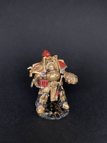 Warhammer миниатюры. Армия Adeptus Custodes
