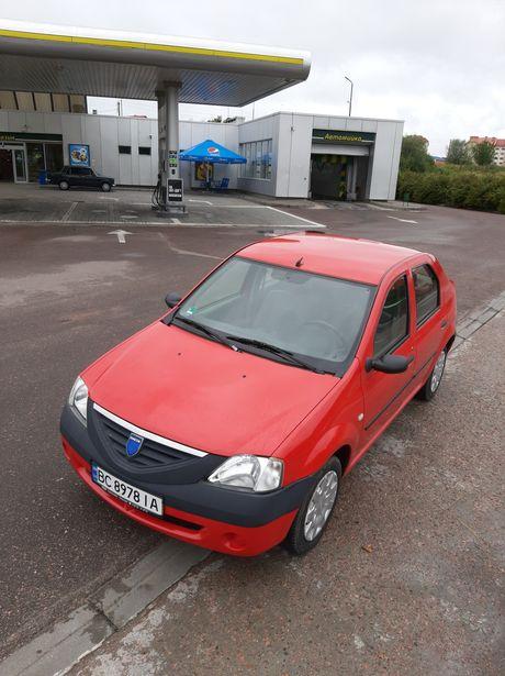 Продам автомобіль dacia logan